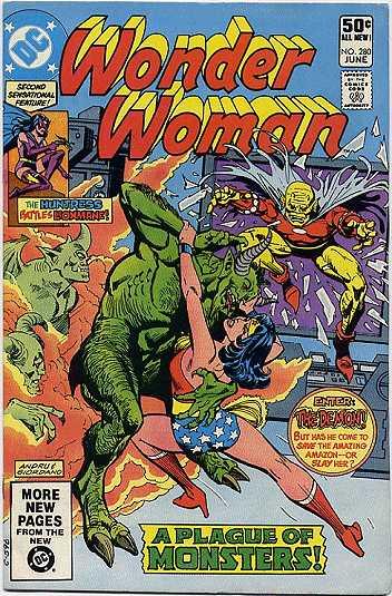 Wonder Woman #280