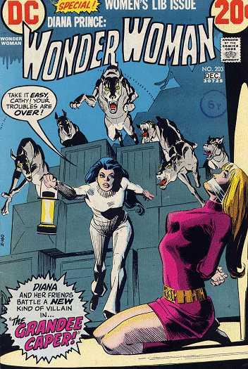Wonder Woman #203
