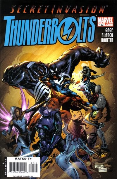 Thunderbolts #122