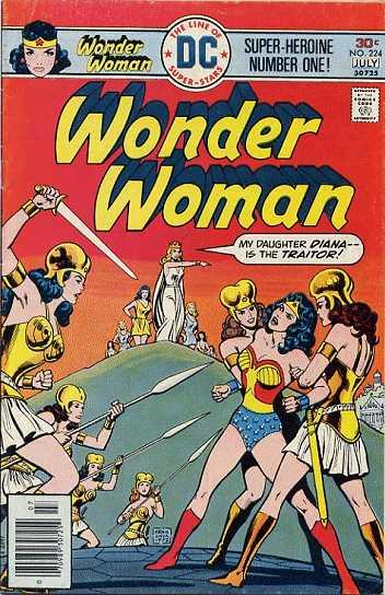 Wonder Woman #224