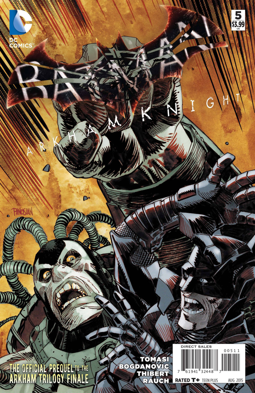 Batman: Arkham Knight #5