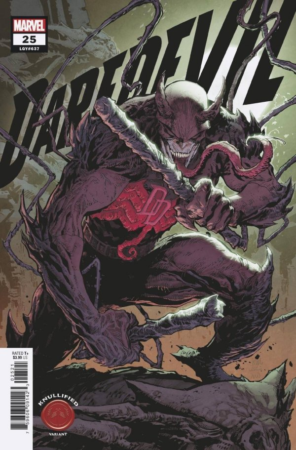 Daredevil #25