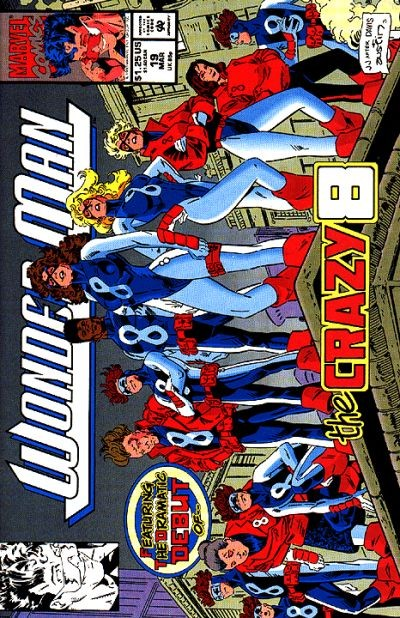 Wonder Man #19