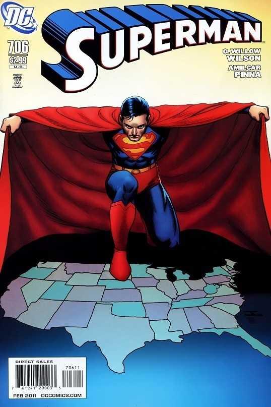 Superman #706