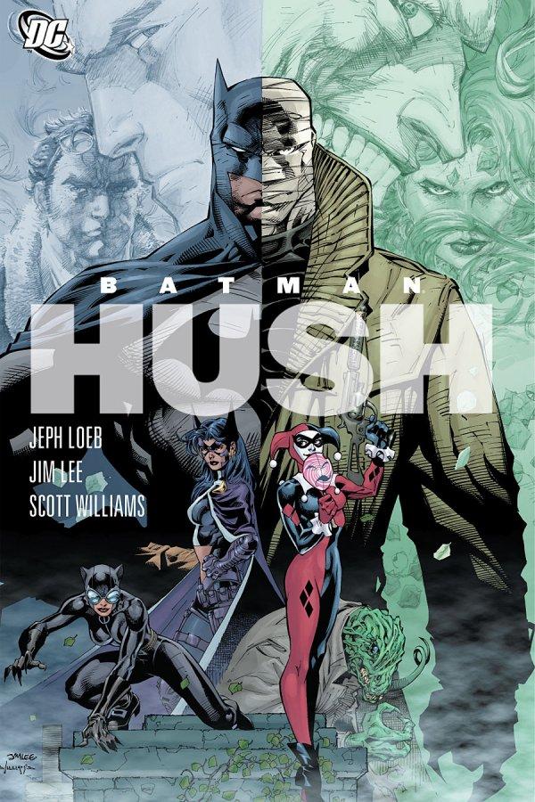 Batman: Hush TP