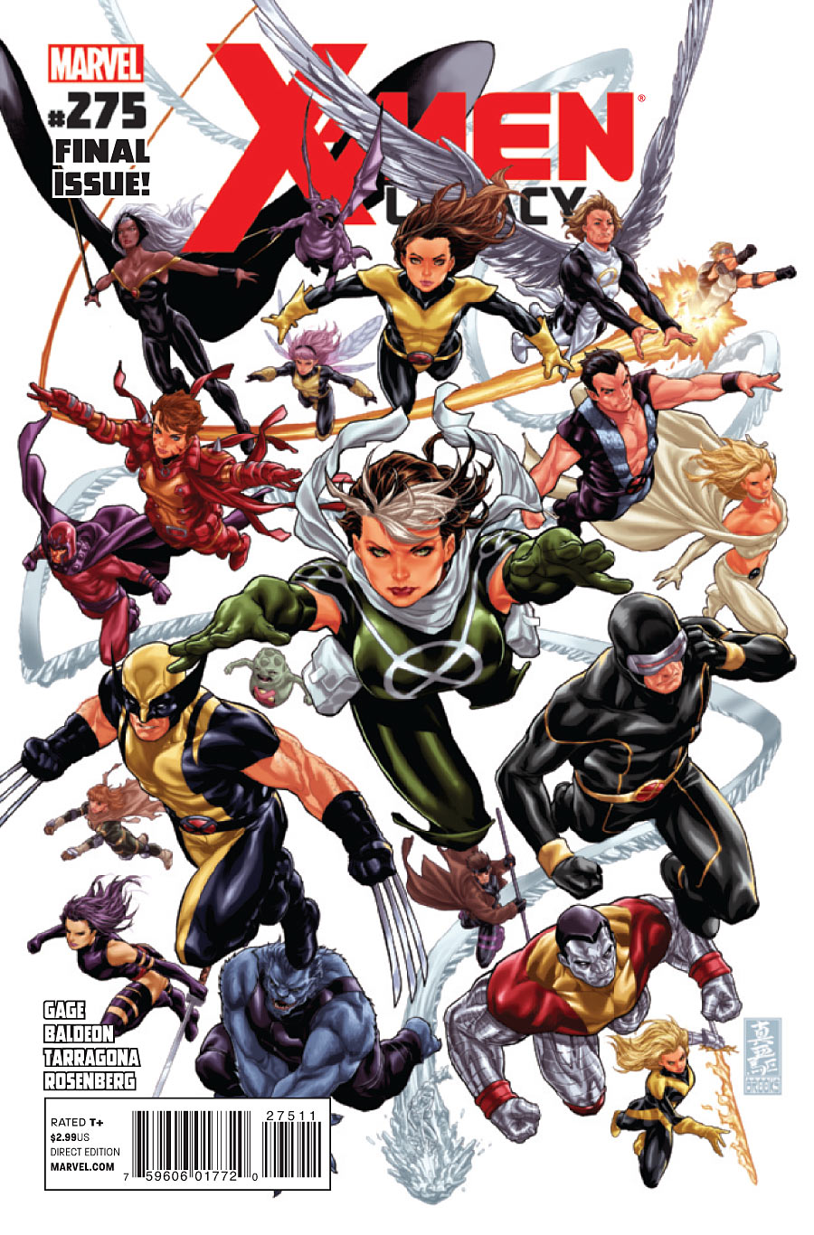 X-Men: Legacy #275
