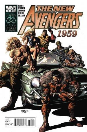 The New Avengers #10