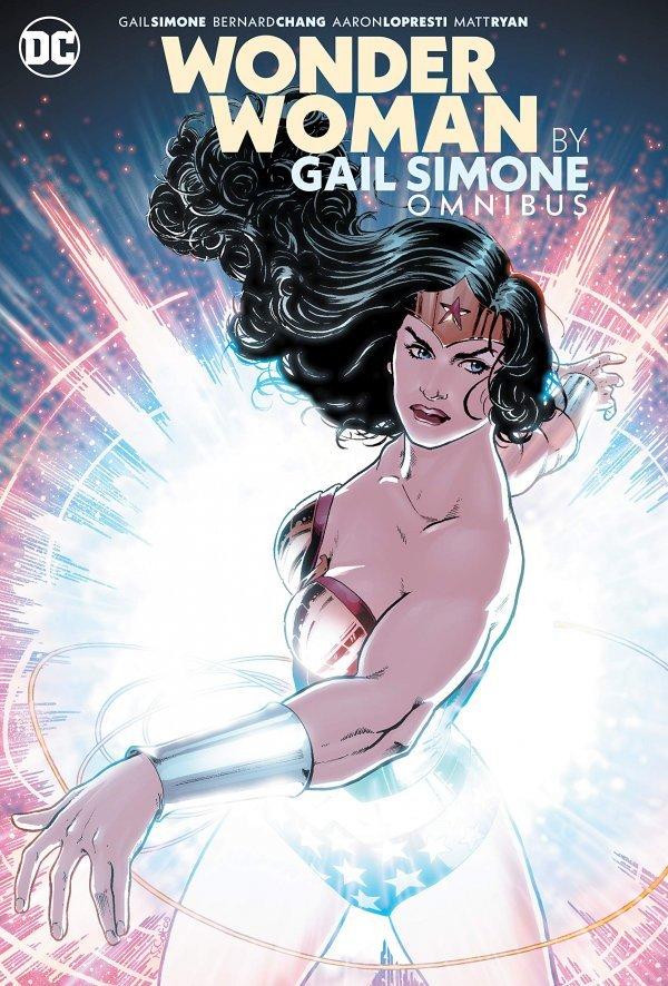 Wonder Woman By Gail Simone Omnibus HC