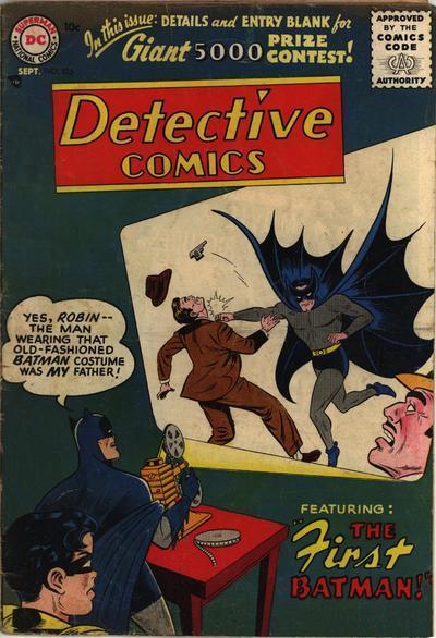 Detective Comics #235