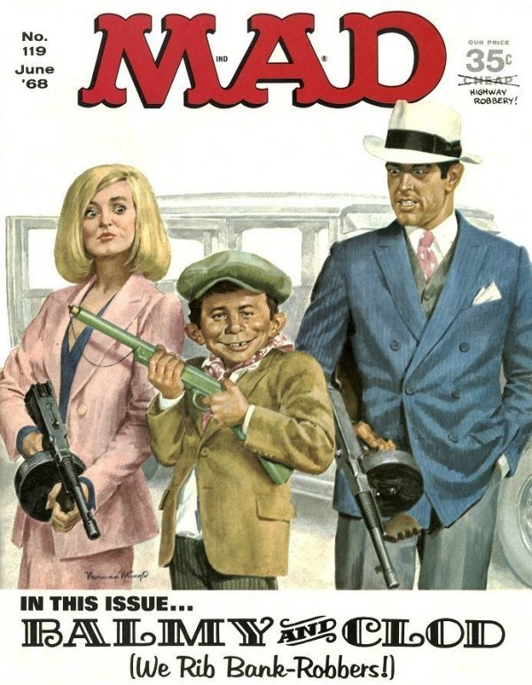 Mad Magazine #119