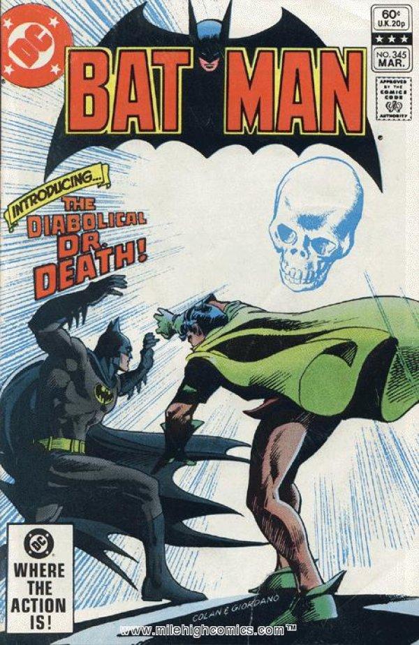 Batman #345