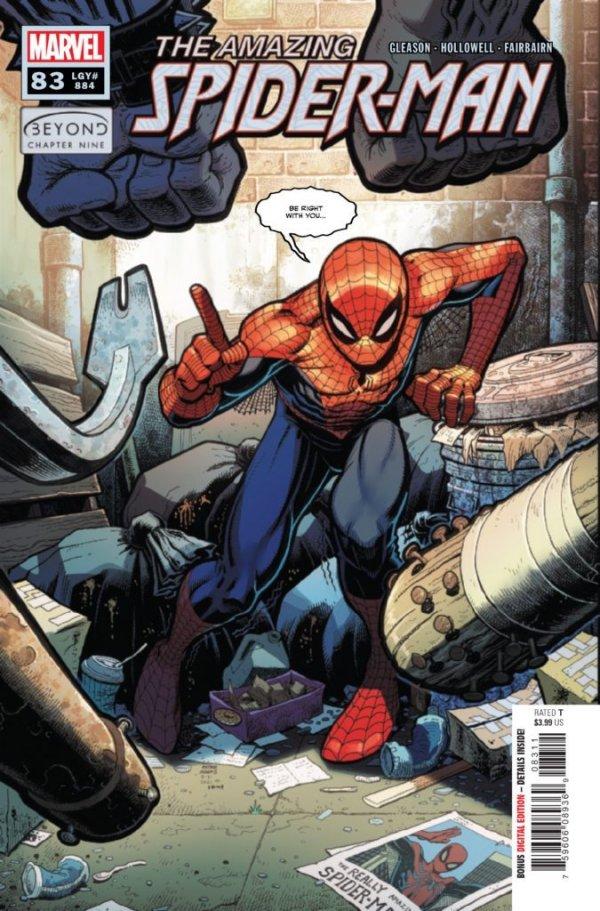 The Amazing Spider-Man #83
