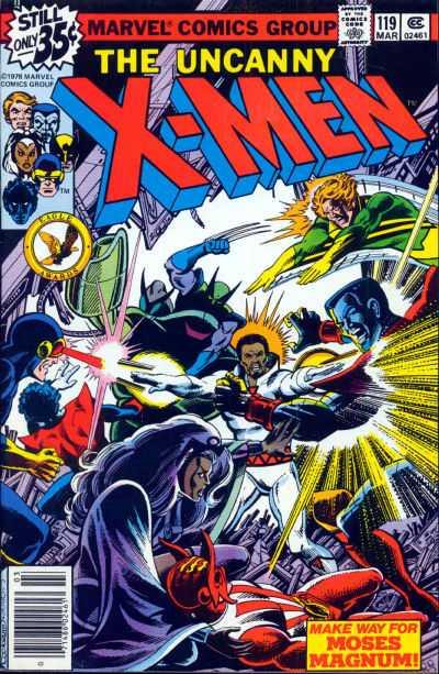 The X-Men #119