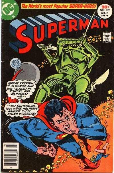 Superman #309