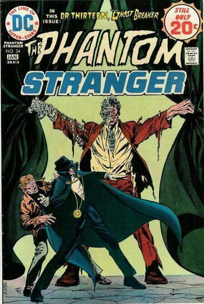 The Phantom Stranger #34