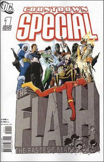 Countdown Special: The Flash #1