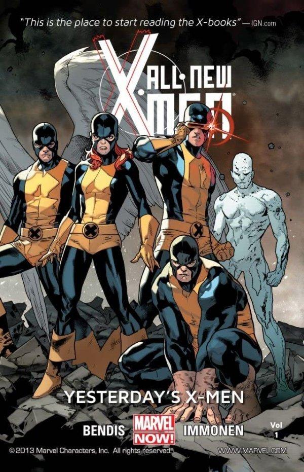 All-New X-Men Vol. 1: Yesterday's X-Men TP