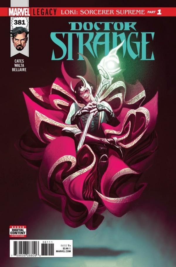 Doctor Strange #381