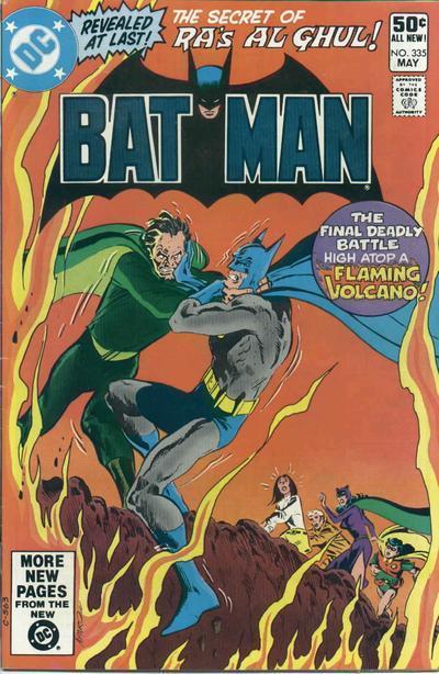 Batman #335
