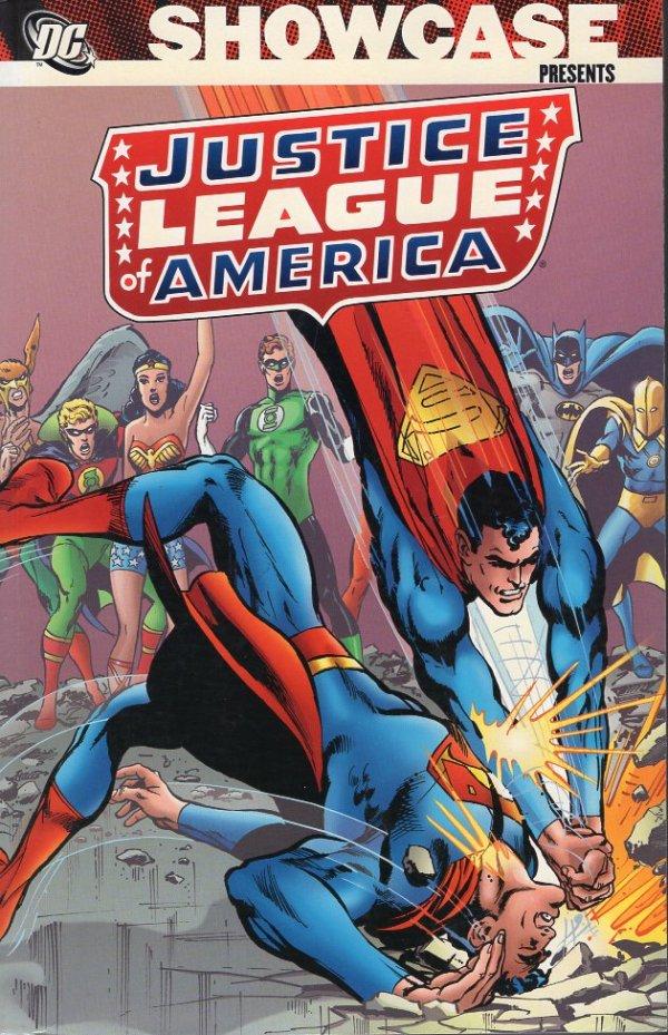 Showcase Presents: Justice League of America Vol. 4 TPB