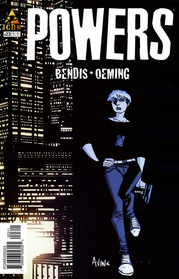 Powers #23