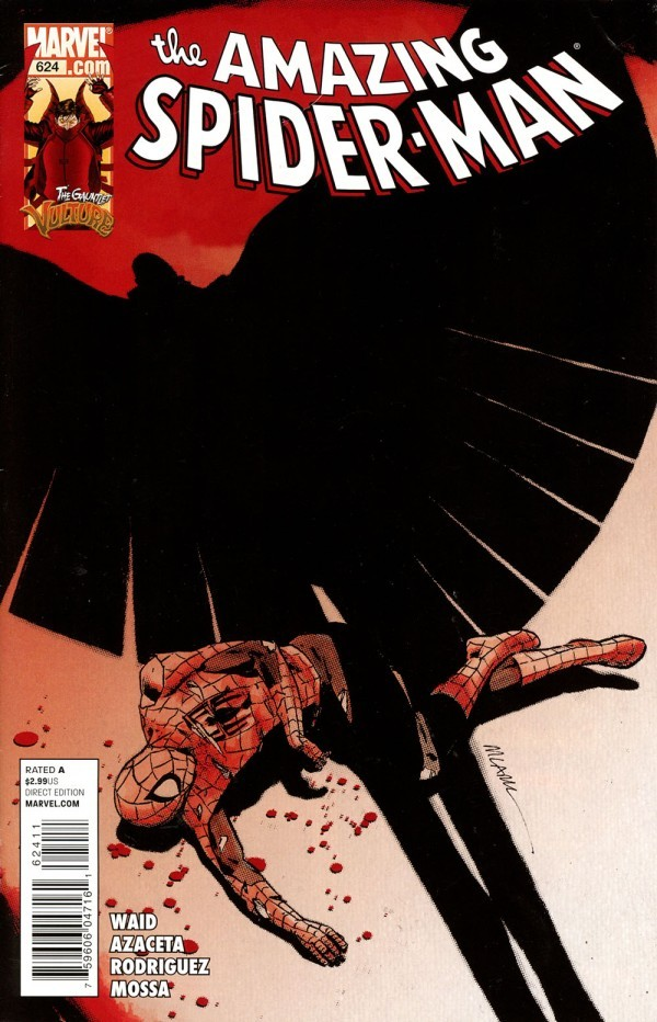 The Amazing Spider-Man #624