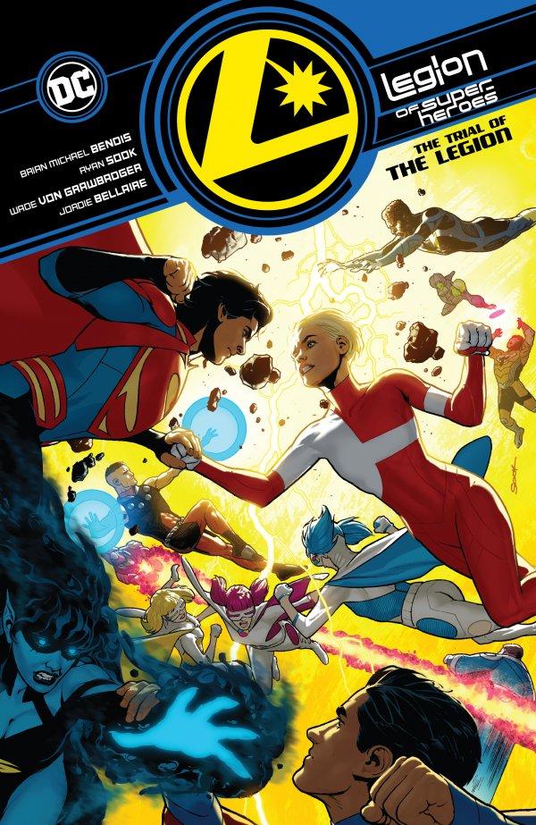 Legion of Super-Heroes Vol. 2: Trial of the Legion TP