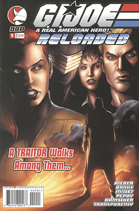 G.I. Joe: Reloaded #9