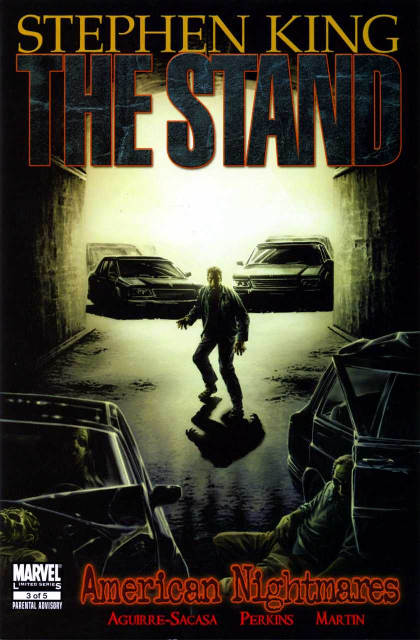 The Stand: American Nightmares #3