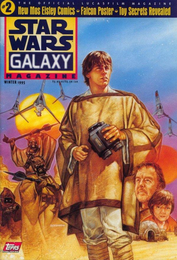 Star Wars Galaxy Magazine #2
