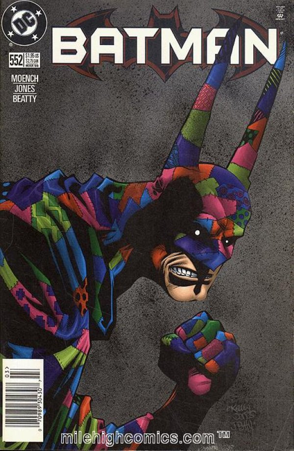 Batman #552