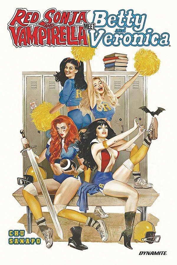 Red Sonja & Vampirella Meet Betty & Veronica Vol. 1 TP