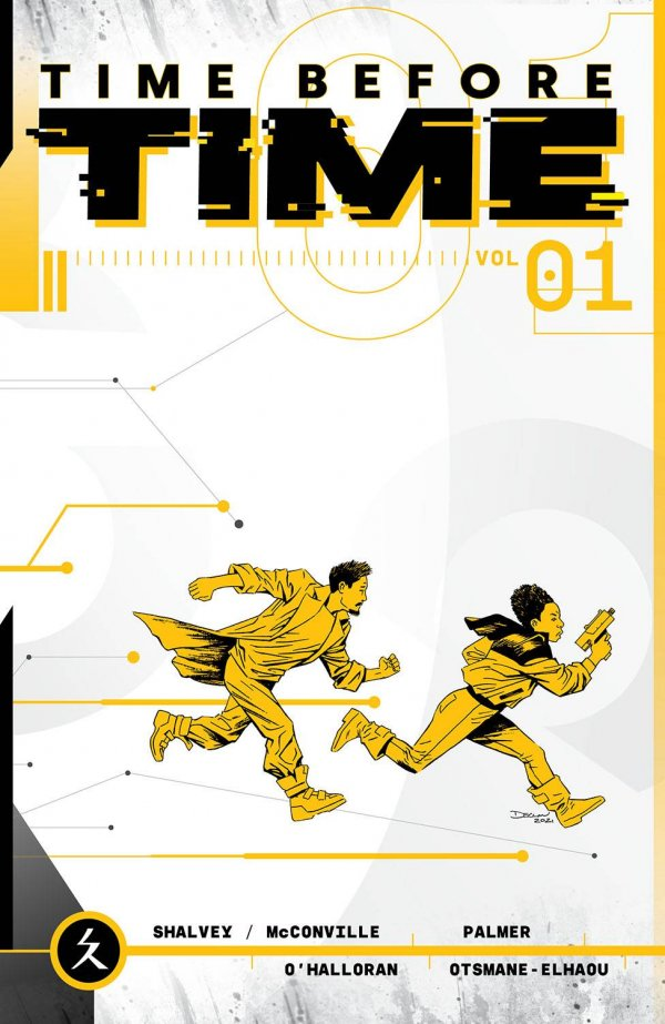 Time Before Time TP Vol 01