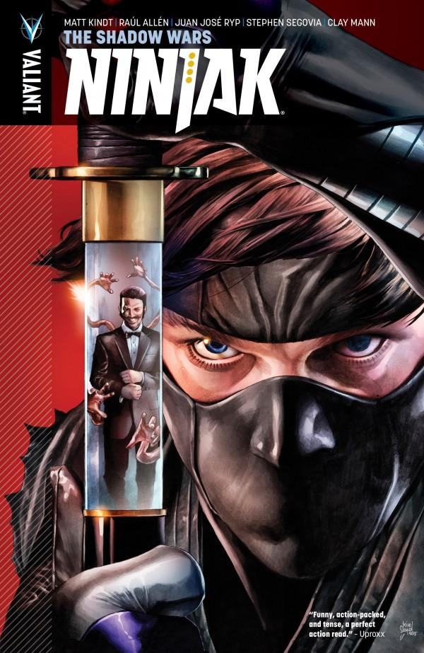 Ninjak Vol. 2: The Shadow Wars TP