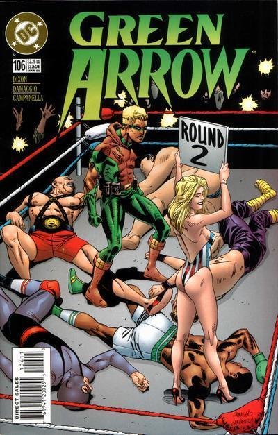 Green Arrow #106