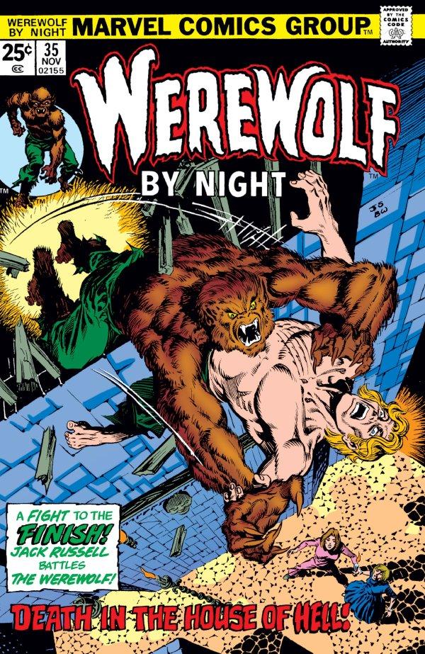 Werewolf By Night #35