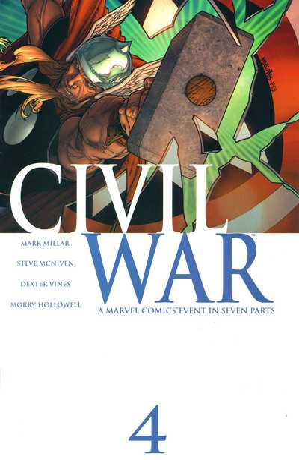 Civil War #4
