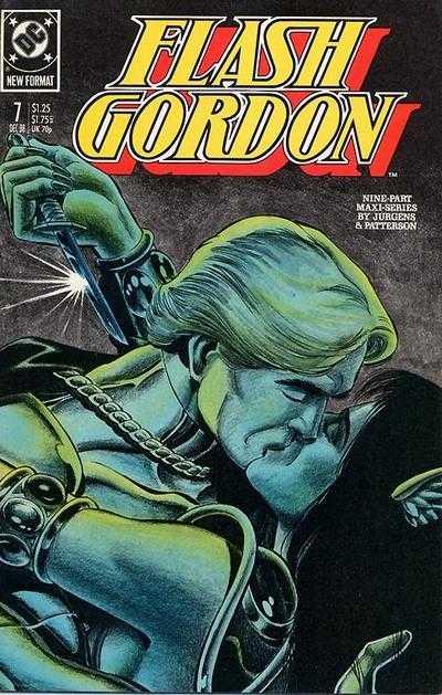 Flash Gordon #7