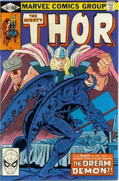 The Mighty Thor #307