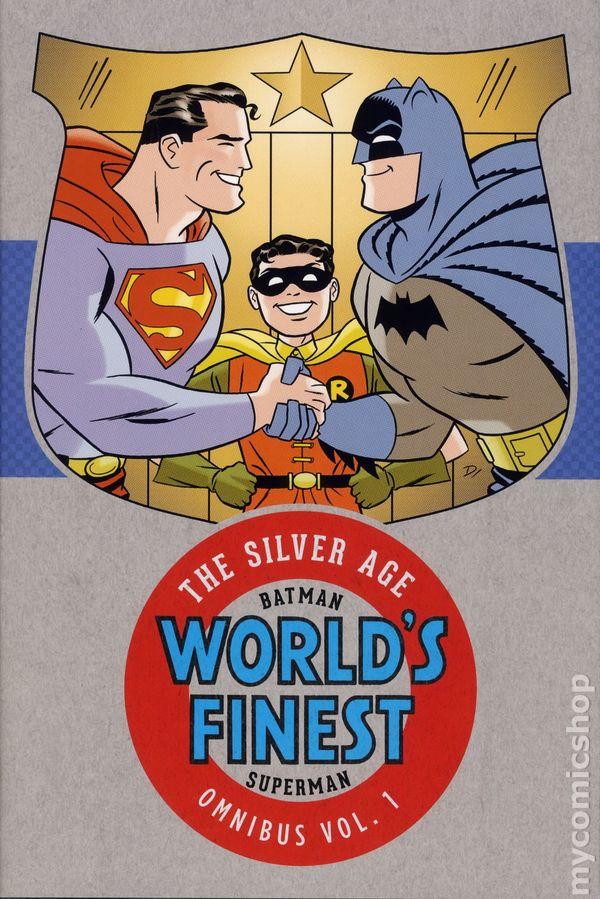 Batman / Superman: World's Finest - The Silver Age Omnibus Vol. 1 HC