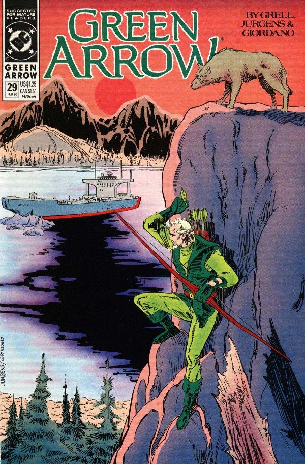 Green Arrow #29