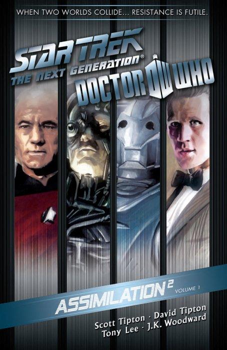 Star Trek: The Next Generation/Doctor Who: Assimilation2 Vol. 1 TP