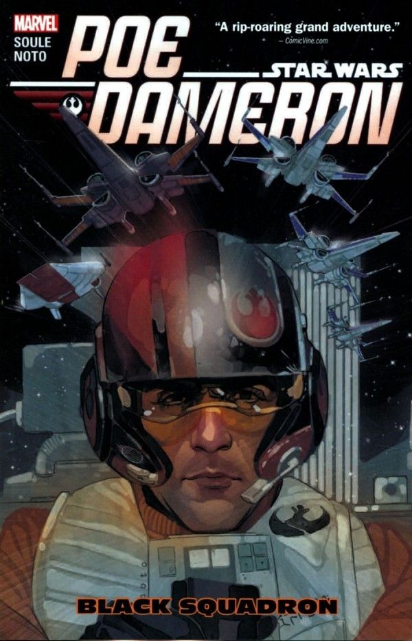 Star Wars: Poe Dameron Vol. 1: Black Squadron TP