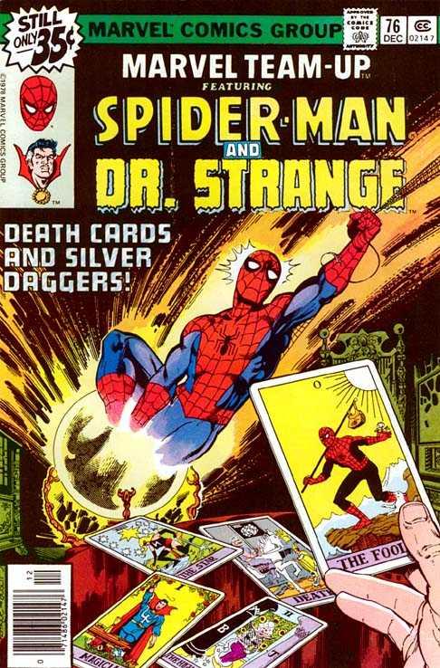 Marvel Team-Up #76