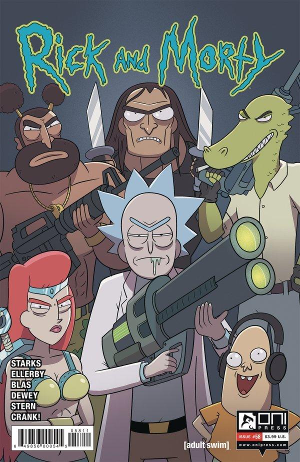 Rick and Morty #58
