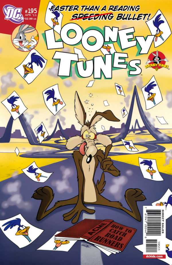 Looney Tunes #195