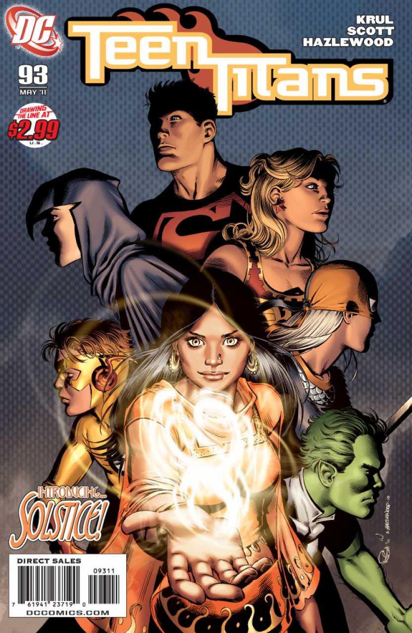 Teen Titans #93