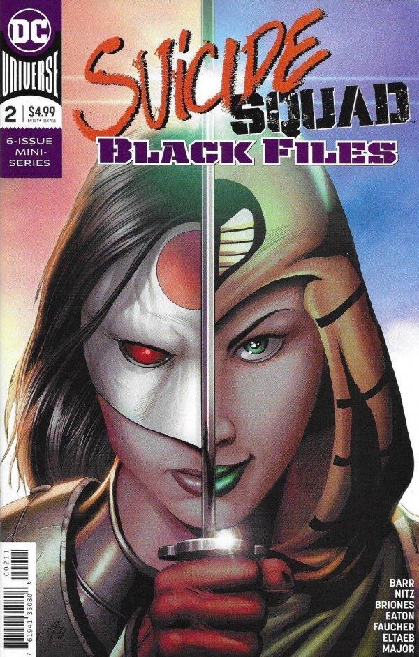 Suicide Squad: Black Files #2