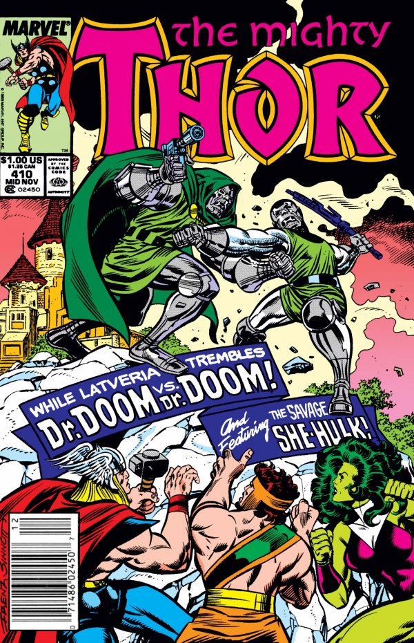 The Mighty Thor #410