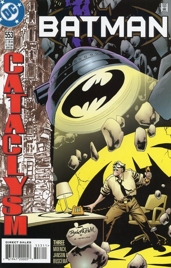 Batman #553